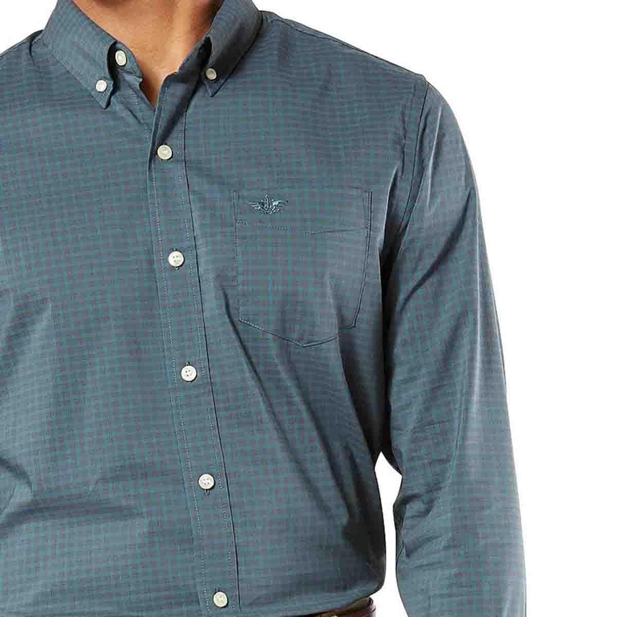Camisa Manga Larga Vestir Regular Dockers