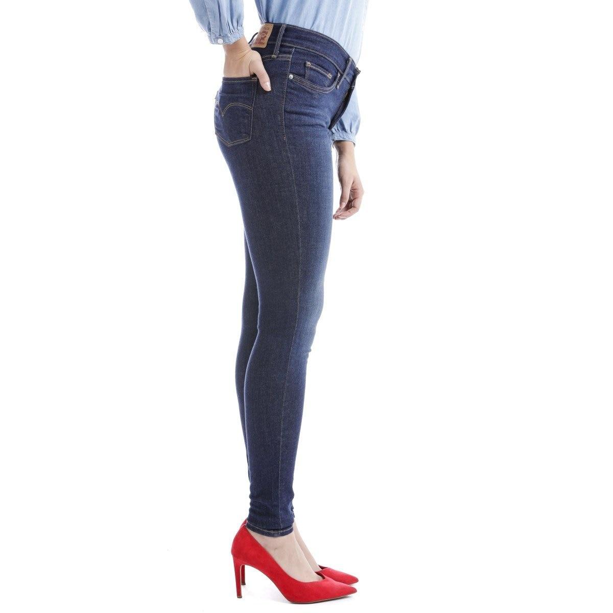 Jeans Súper Skinny Levis