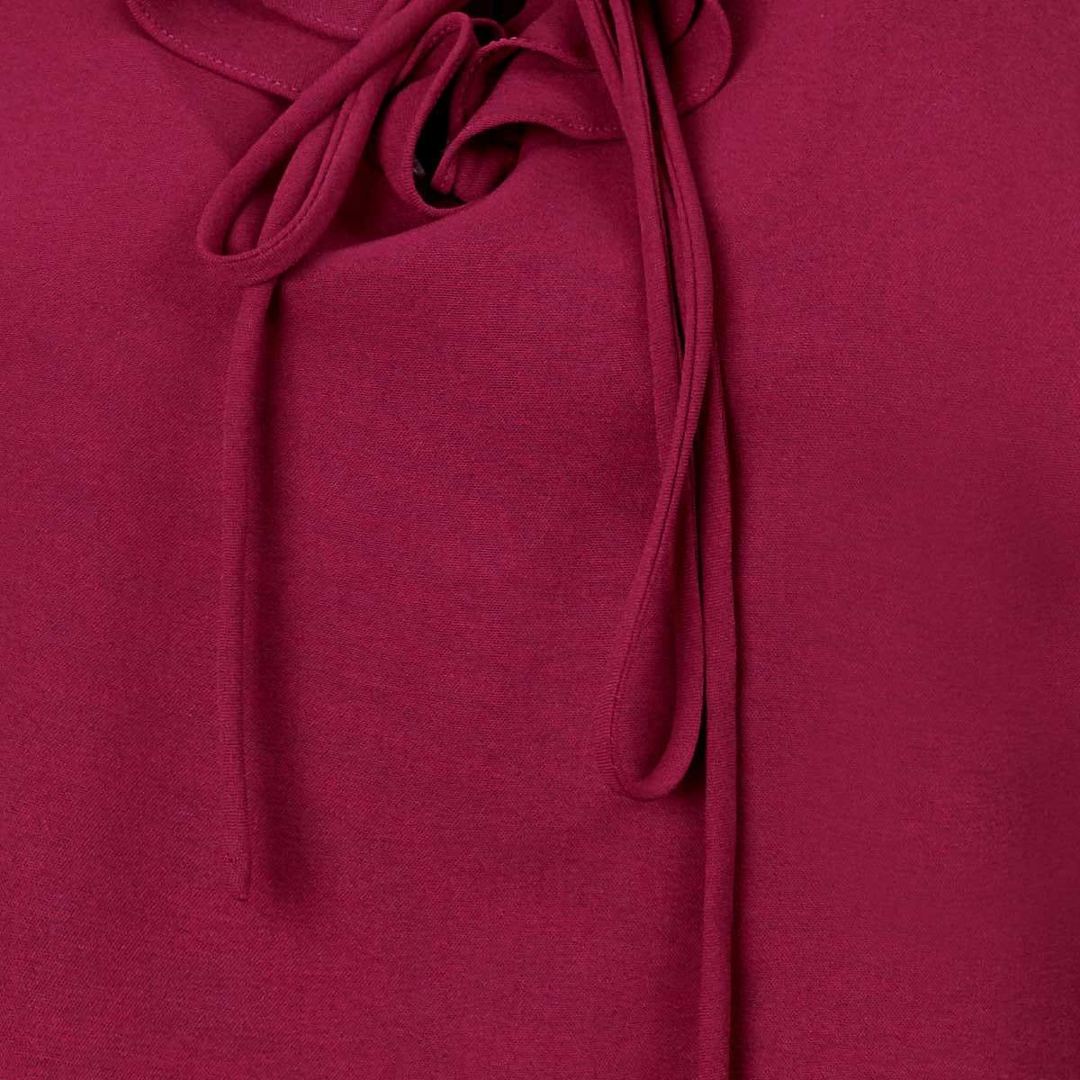 Blusa para Dama con Escarola Ann Miller