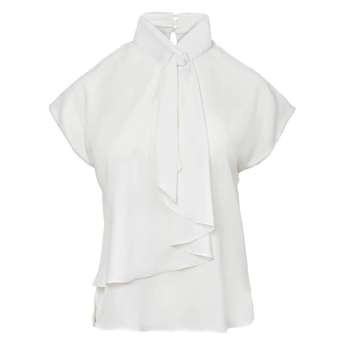 Blusa Lisa Blanca Ann Miller