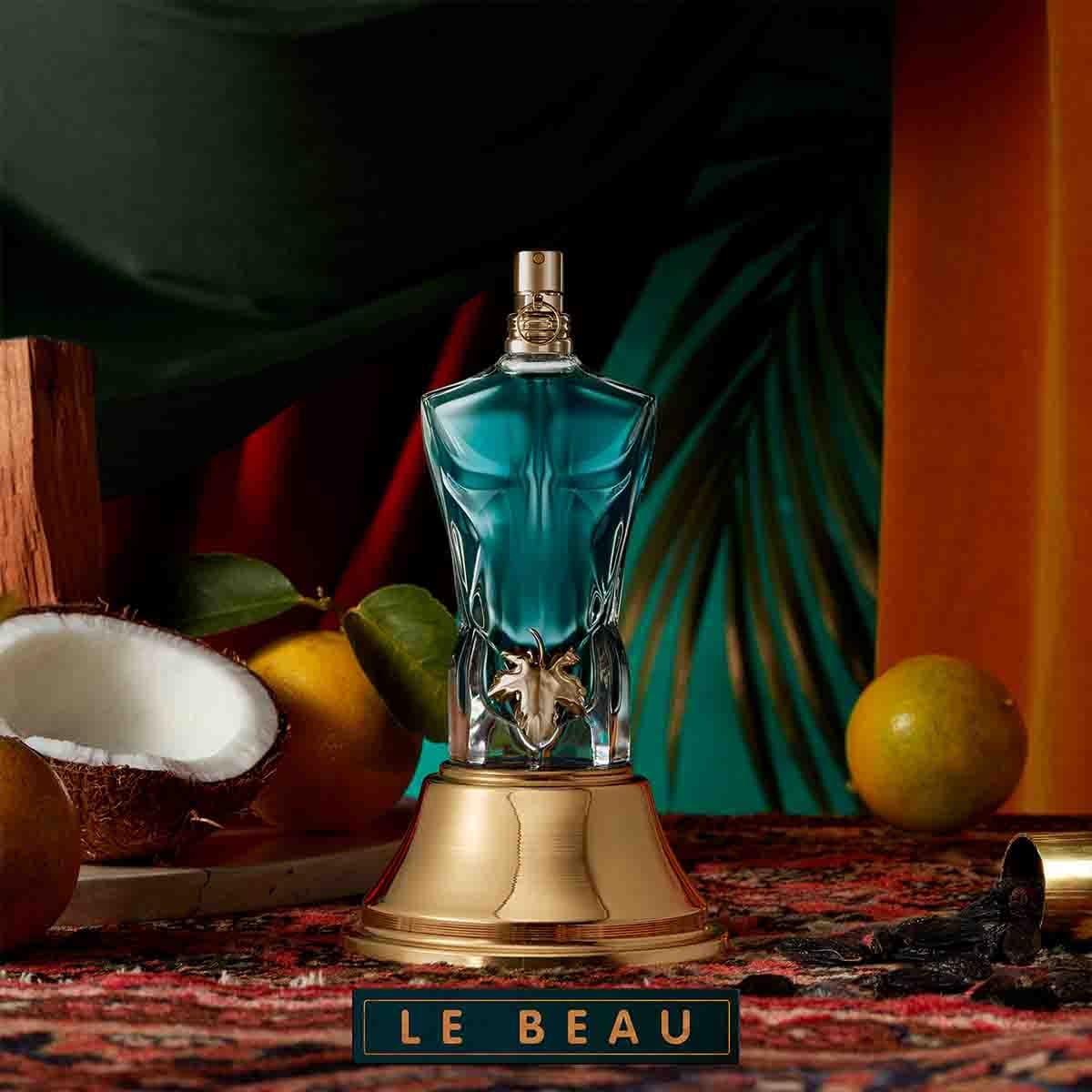 Fragancia para Caballero Jean Paul Gaultier Le Beau Edt 125 Ml