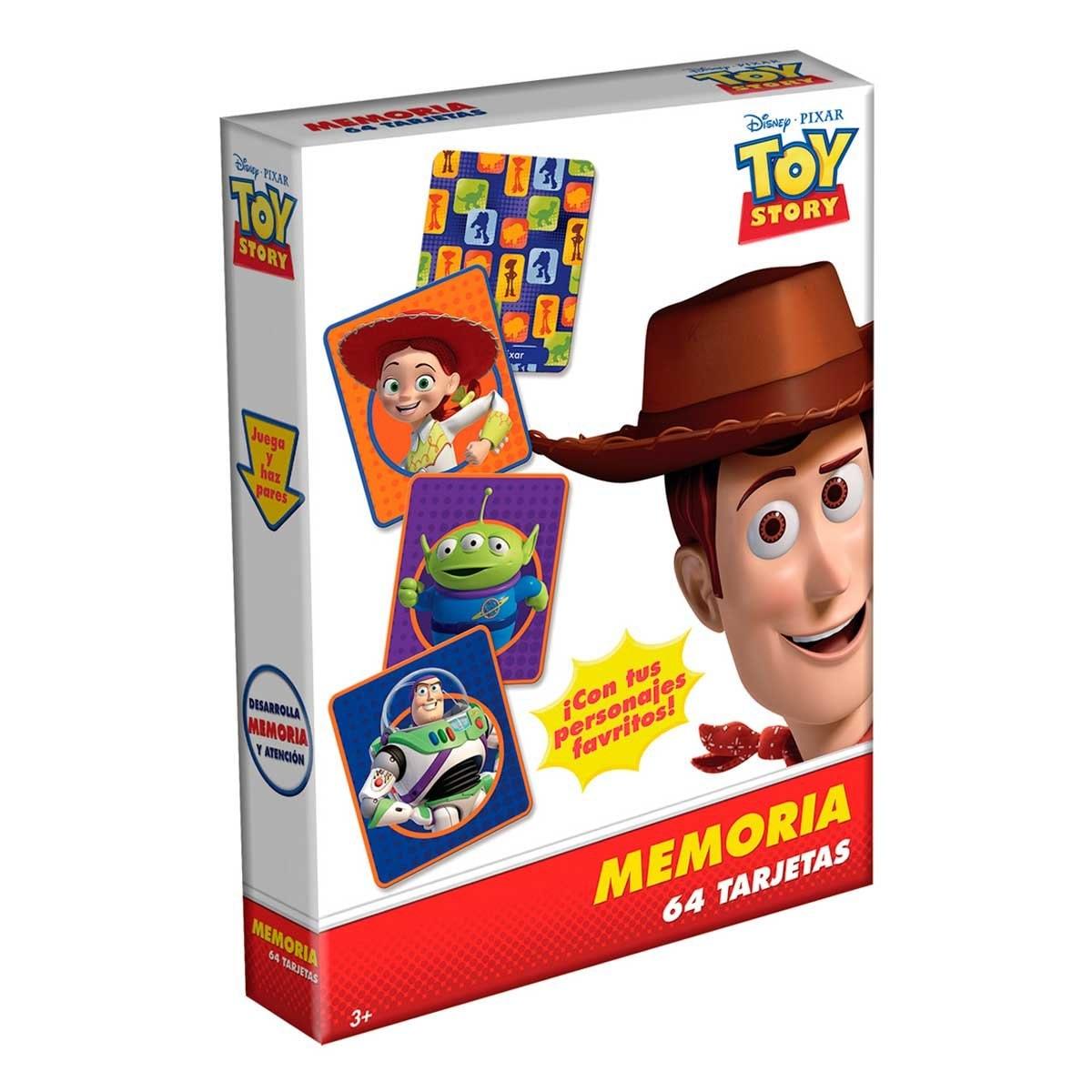 Memoria Grande Toy Story 4  Novelty