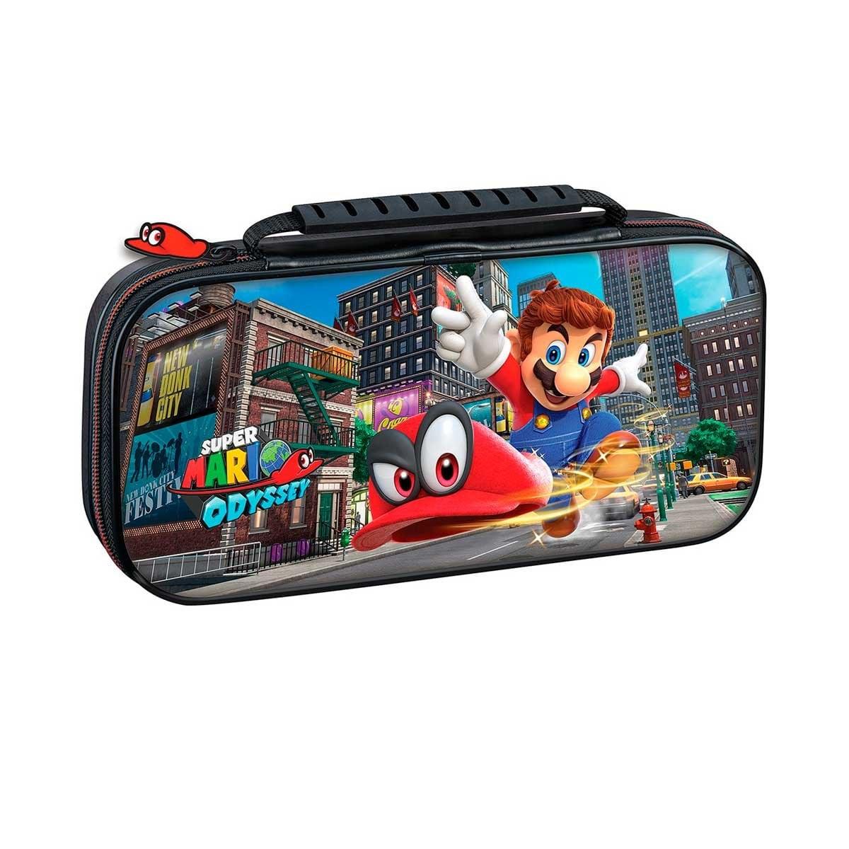 Nintendo Switch Estuche de Viaje  Mario Odyssey