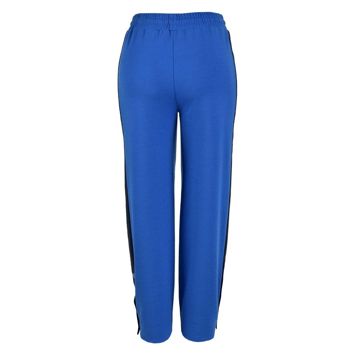 Pants Con Broches Laterales Fukka Para Dama