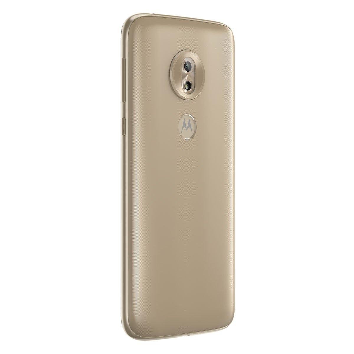 Celular Motorola G7 Play Xt1952 Color Dorado R9 (Telcel)