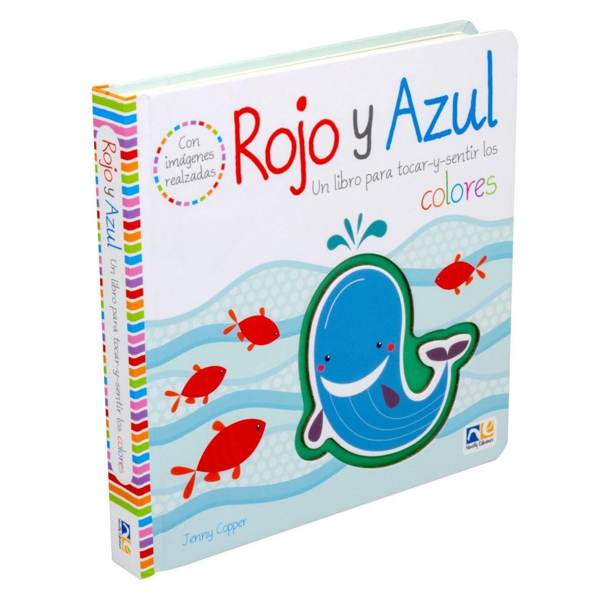 Uno & Dos un Libro de Conteo de Tocar Y Sentir Novelty Ediciones