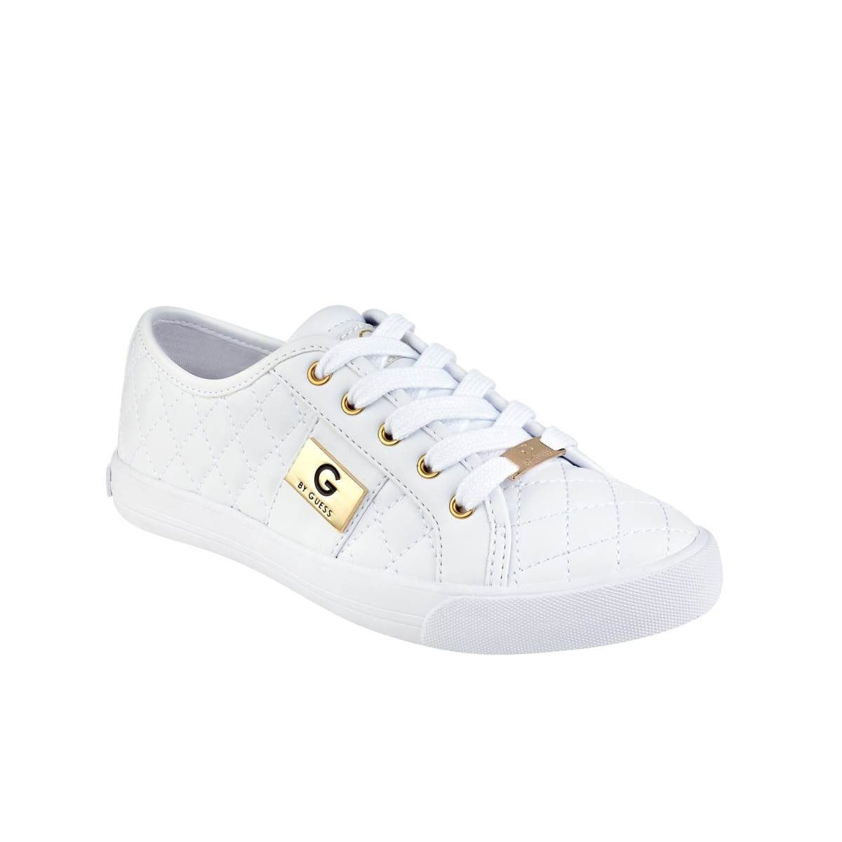 Tenis Street Style Color Blanco G By Guess