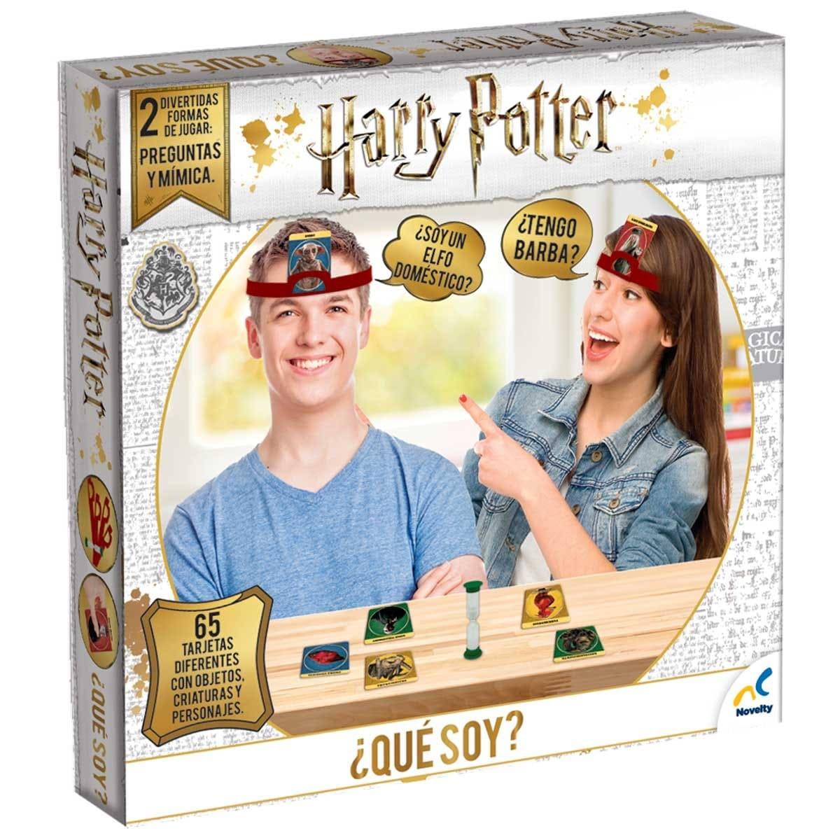 ¿qué Soy? Harry Potter Novelty - Juego de Mesa