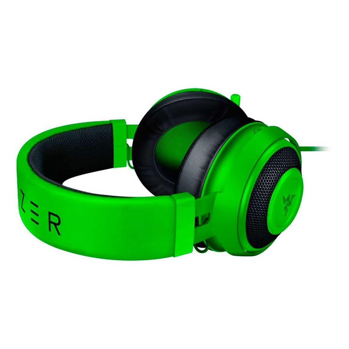 Auriculares Universal Kraken Green Razer