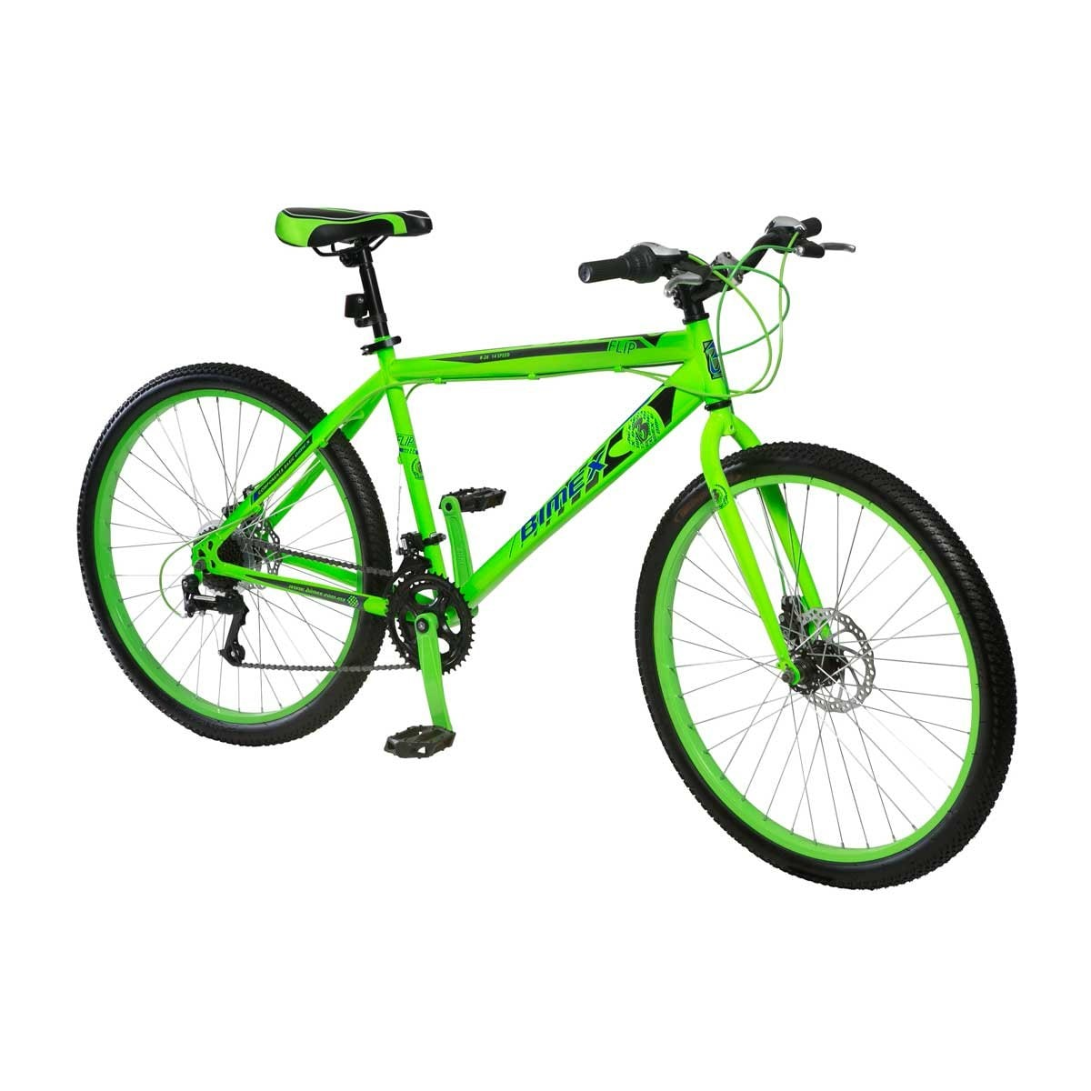 Bicicleta Rodada 26 Flip 2019 Verde Bimex