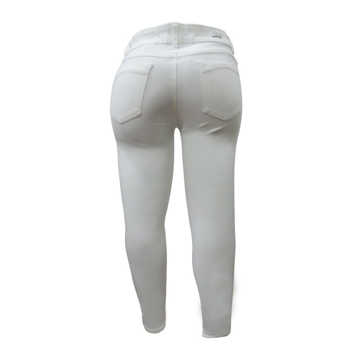 Jeans Skinny con Pretina Jeans Beronna