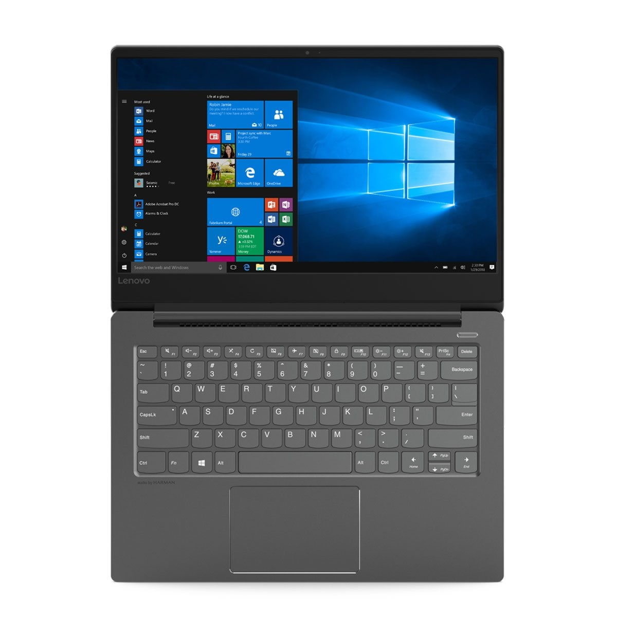 Laptop Lenovo Ideapad 530S-14Ikb I5 8G 256G 10H