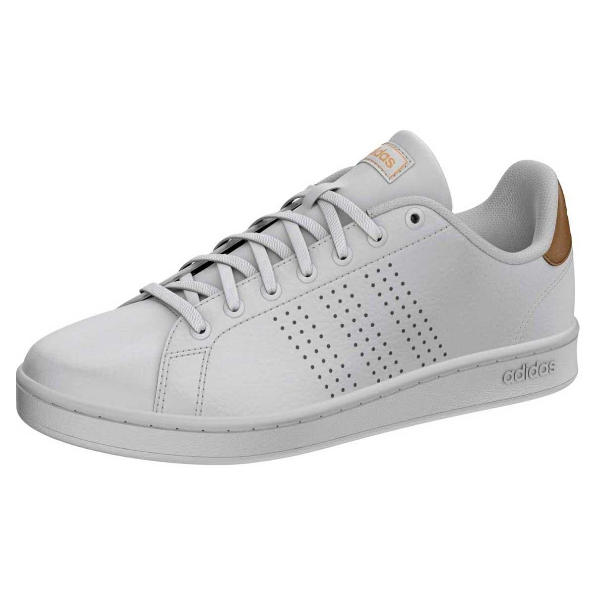 Tenis Casual Advantage Blanco Adidas para Dama