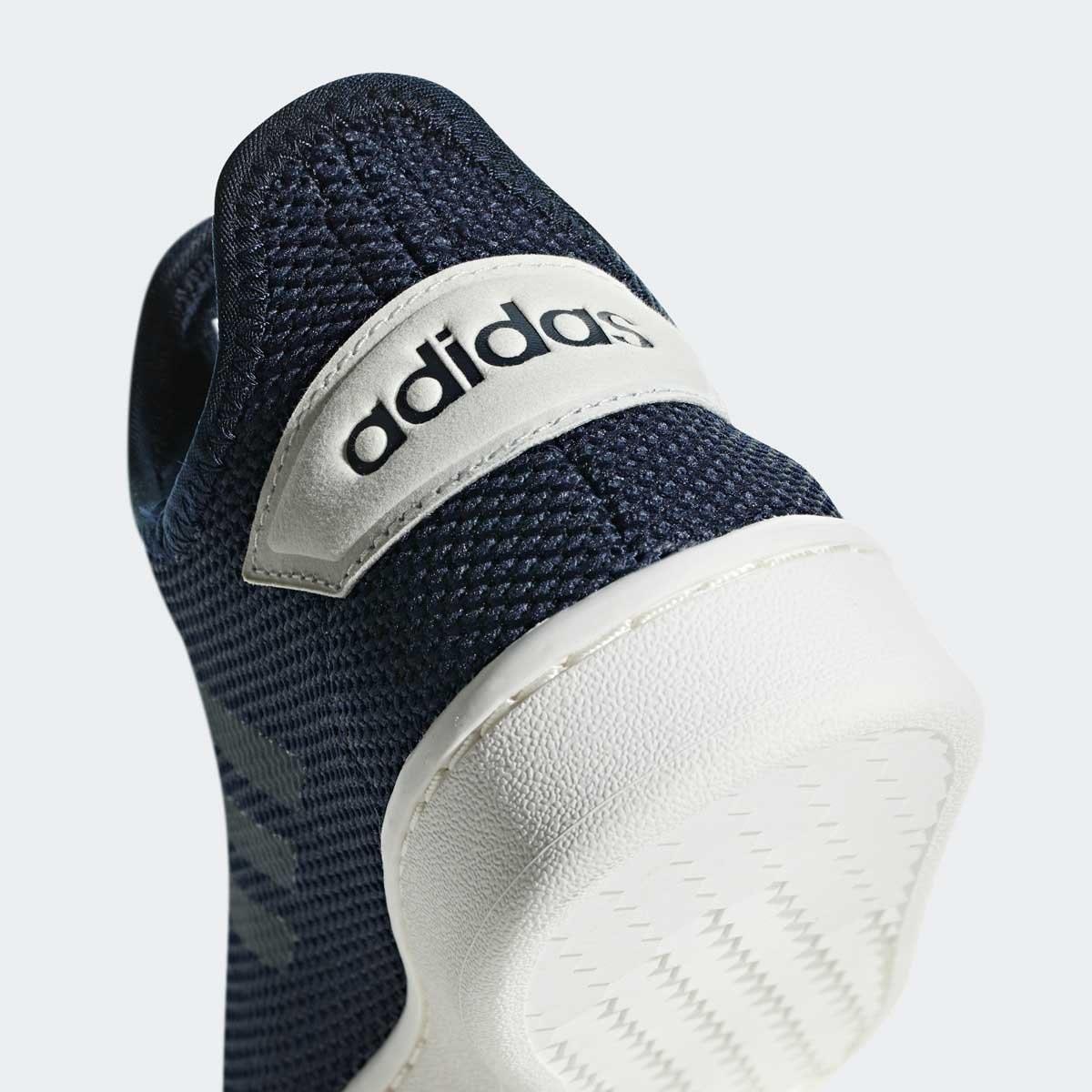 Tenis Casual Court Adapt Azul Adidas - Dama