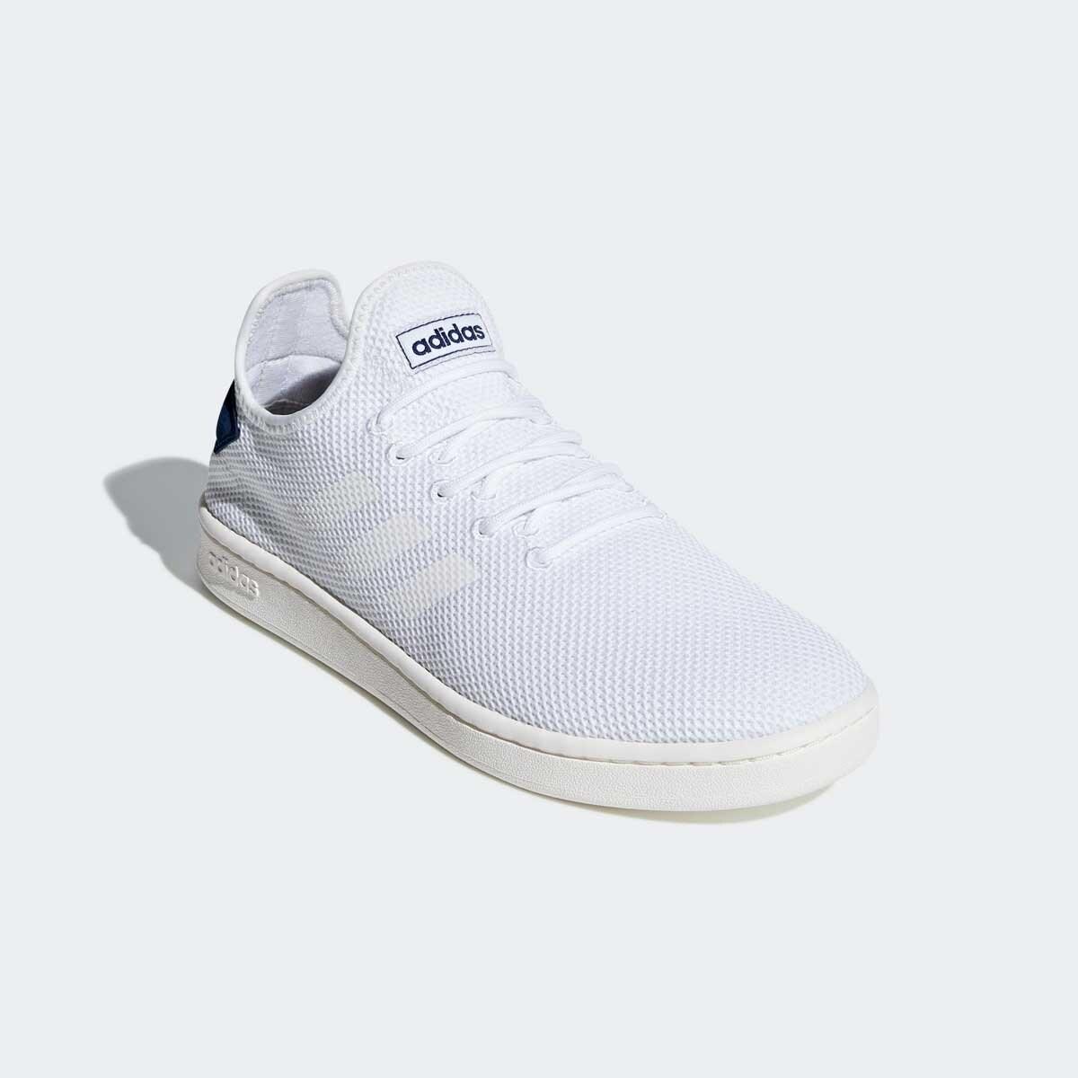 Tenis Casual Court Adapt Blanco Adidas - Caballero
