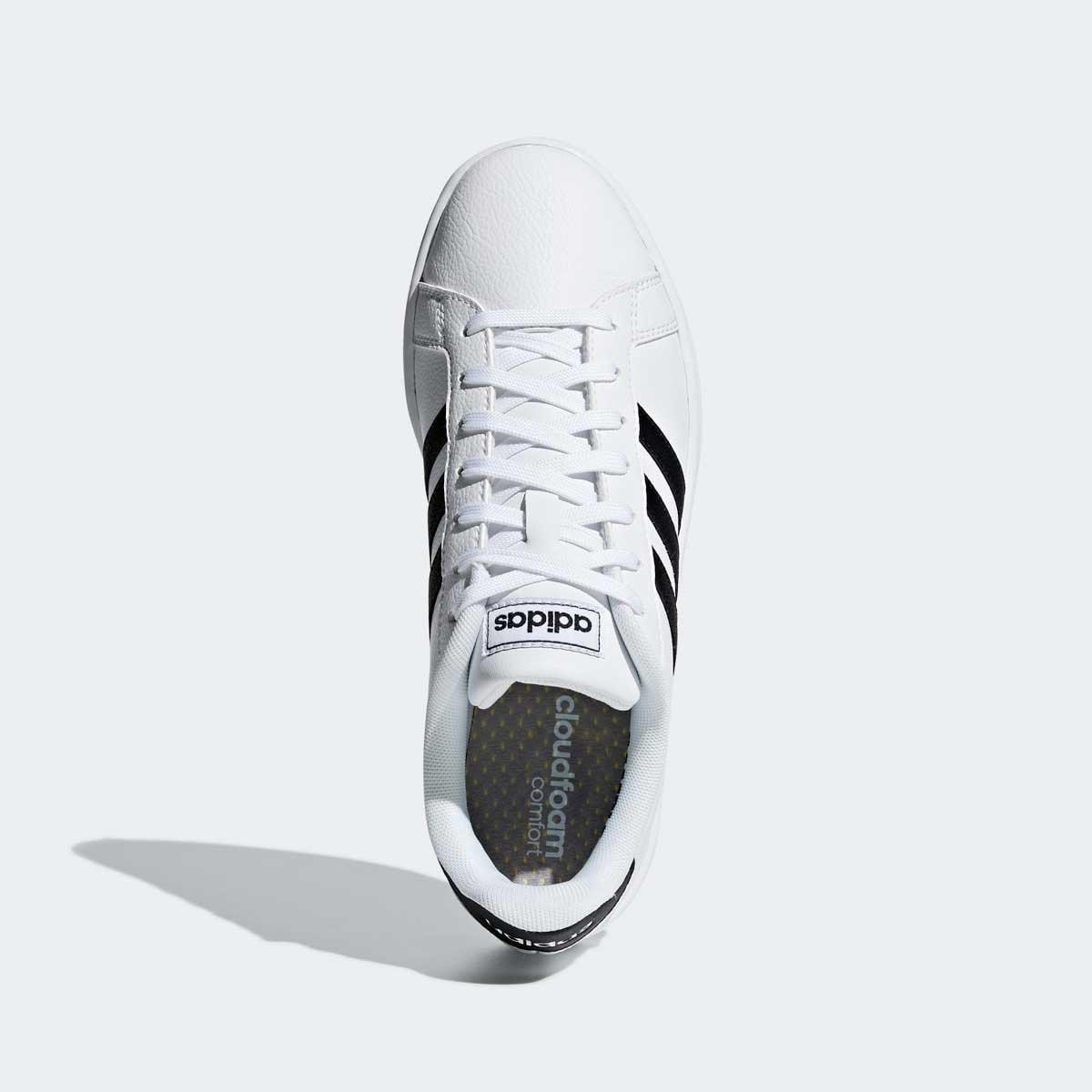 Tenis Casual Grand Court Blanco Adidas - Dama