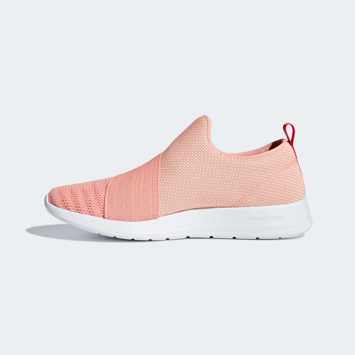 Tenis Running Refine Adapt  Rosa Adidas - Dama