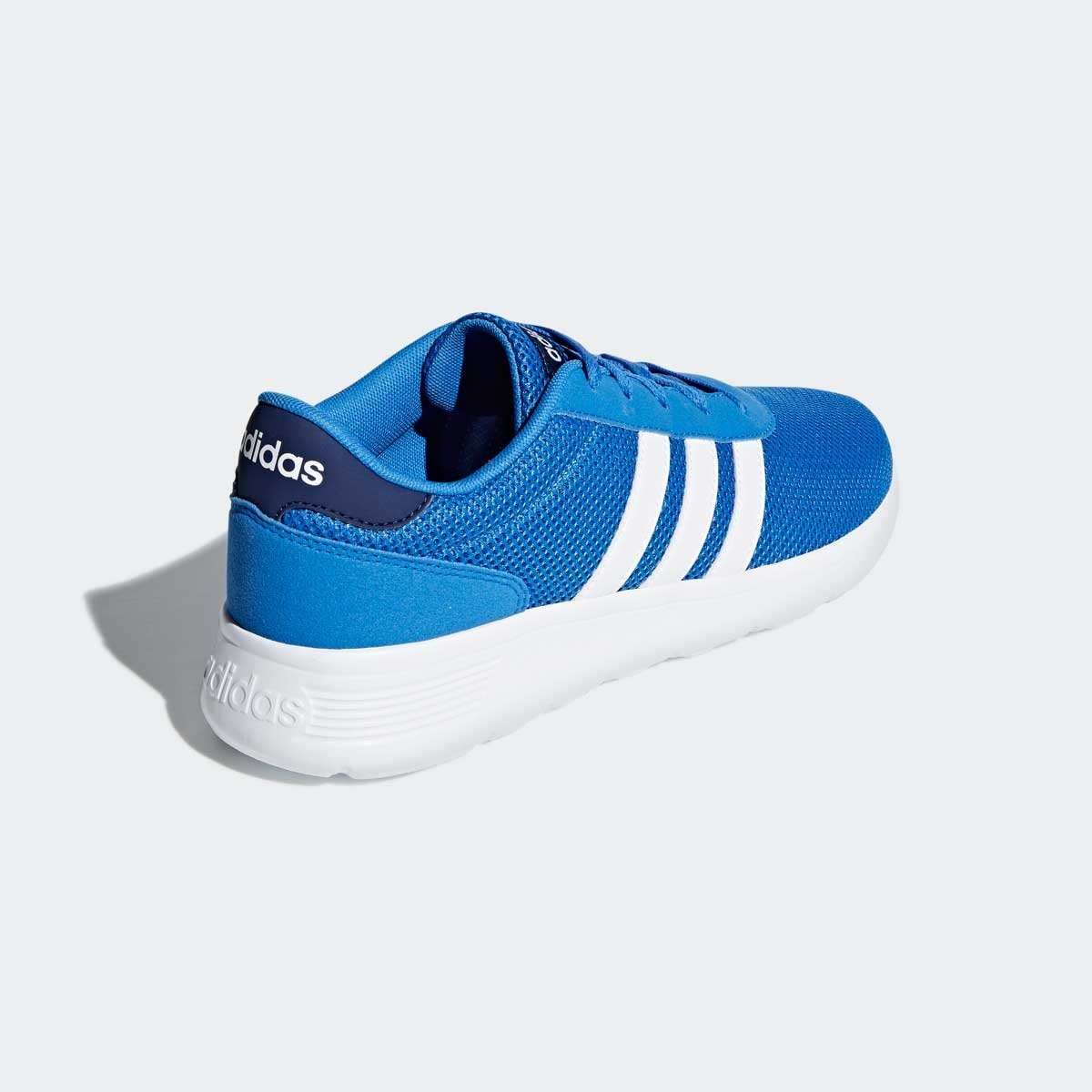 Tenis Running Lite Racer Trublu Azul Adidas - Caballero