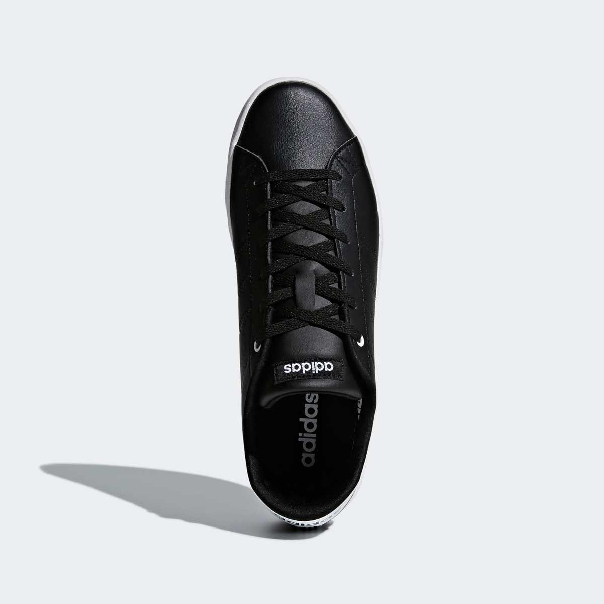 Tenis Casual Advantage Negro Adidas - Dama