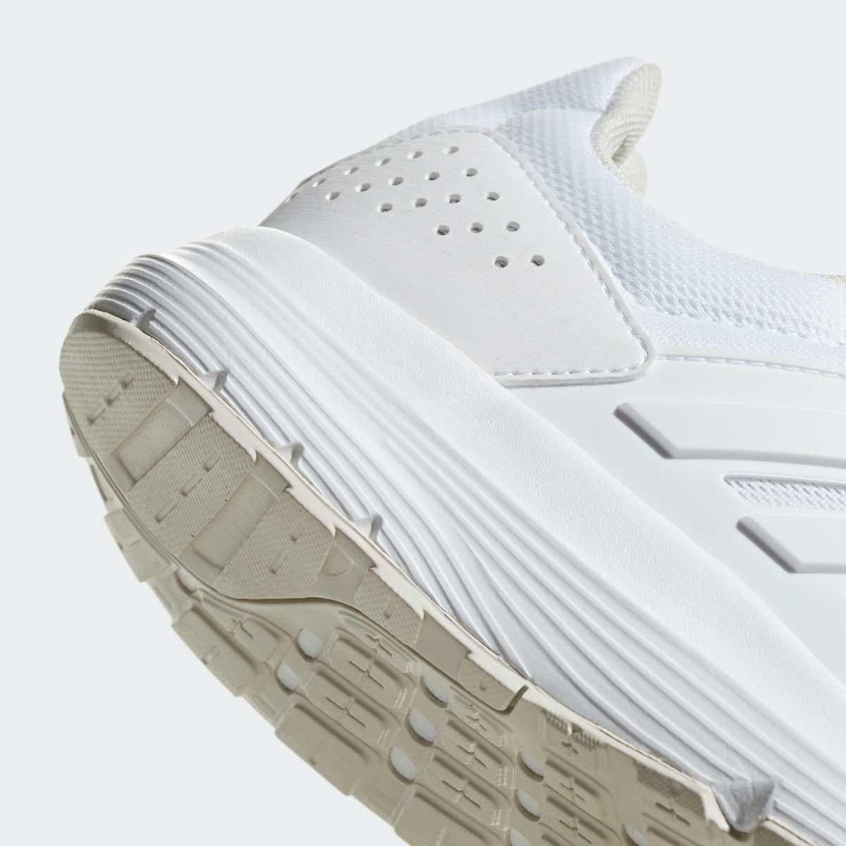 Recepción Coca circuito  Tenis Running Galaxy 4 Blanco Adidas - Dama