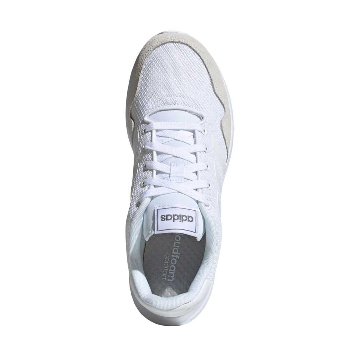 Tenis Running Archivo Running   Blanco Adidas - Caballero
