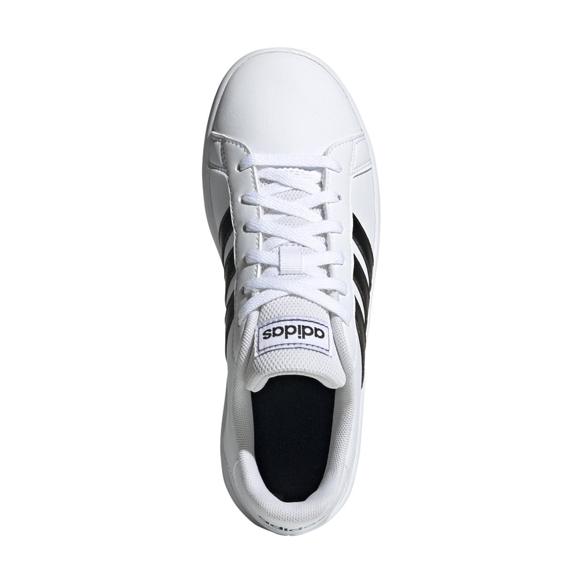 Tenis Casual Grand Court K Blanco Adidas - Infantil