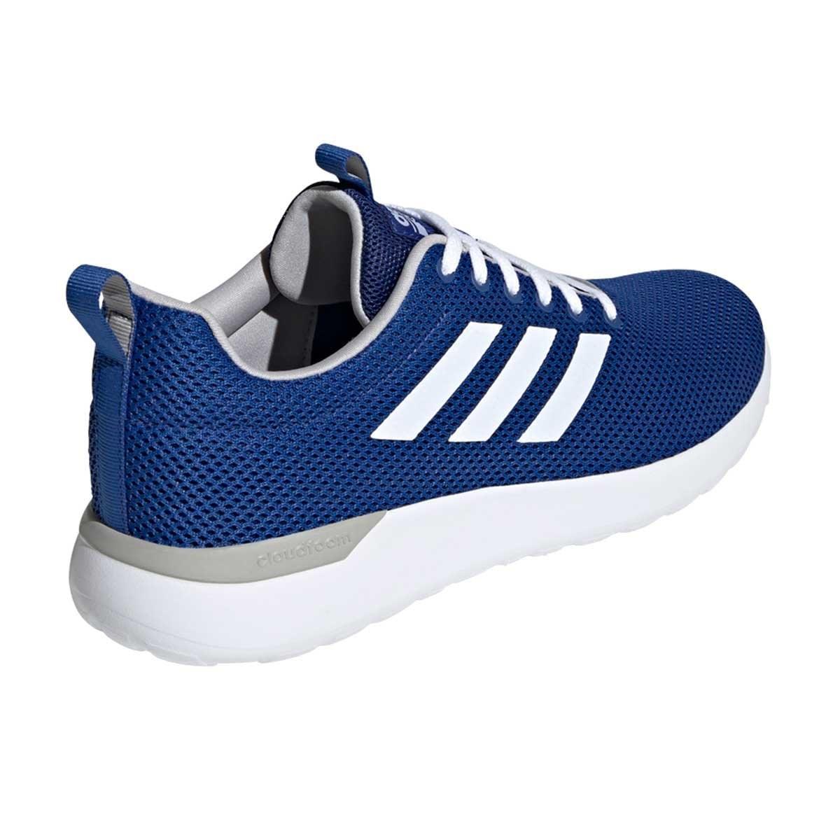Tenis Running Lite Racer Cln Azul Adidas - Caballero
