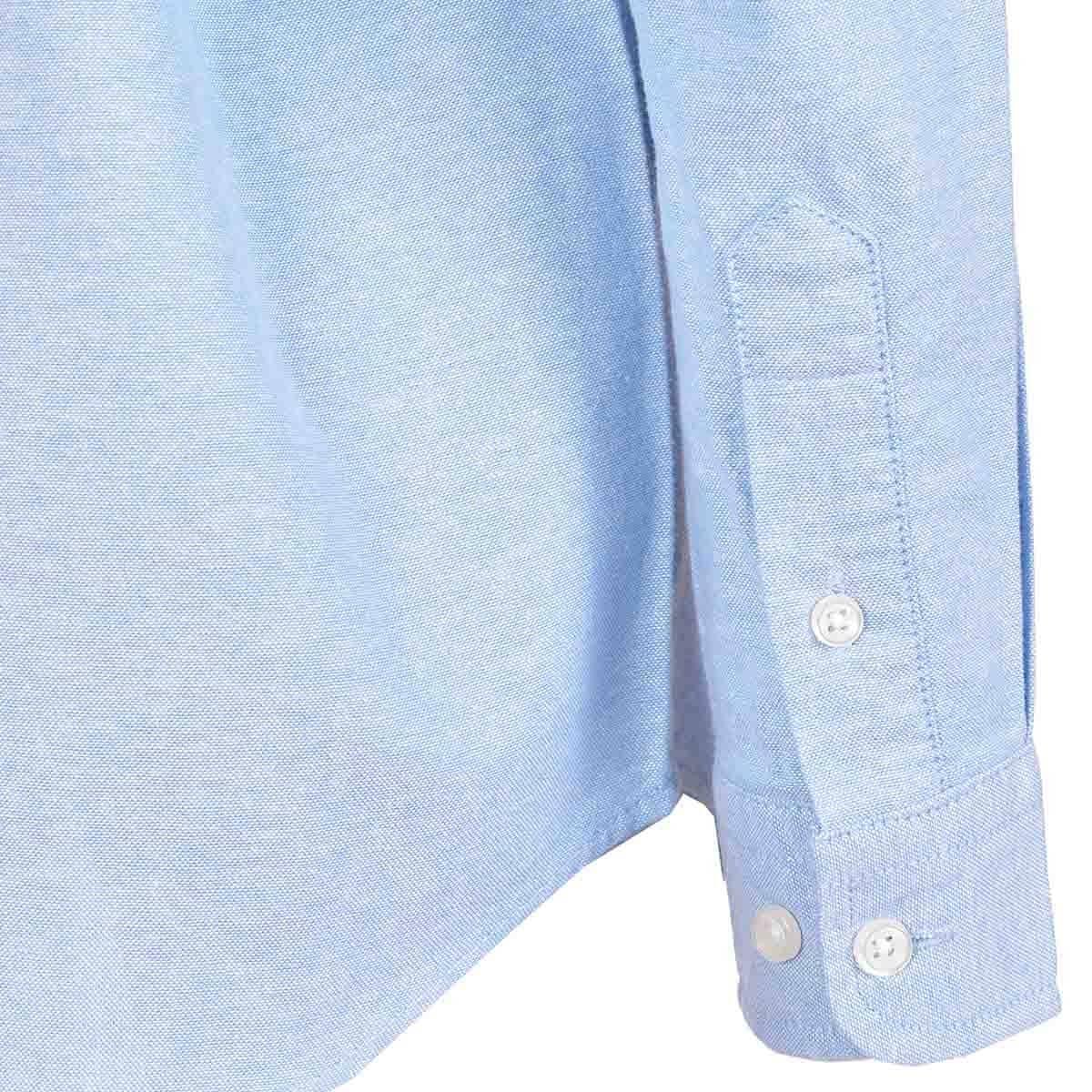 Camisa Manga Larga Oxford Fukka para Niño