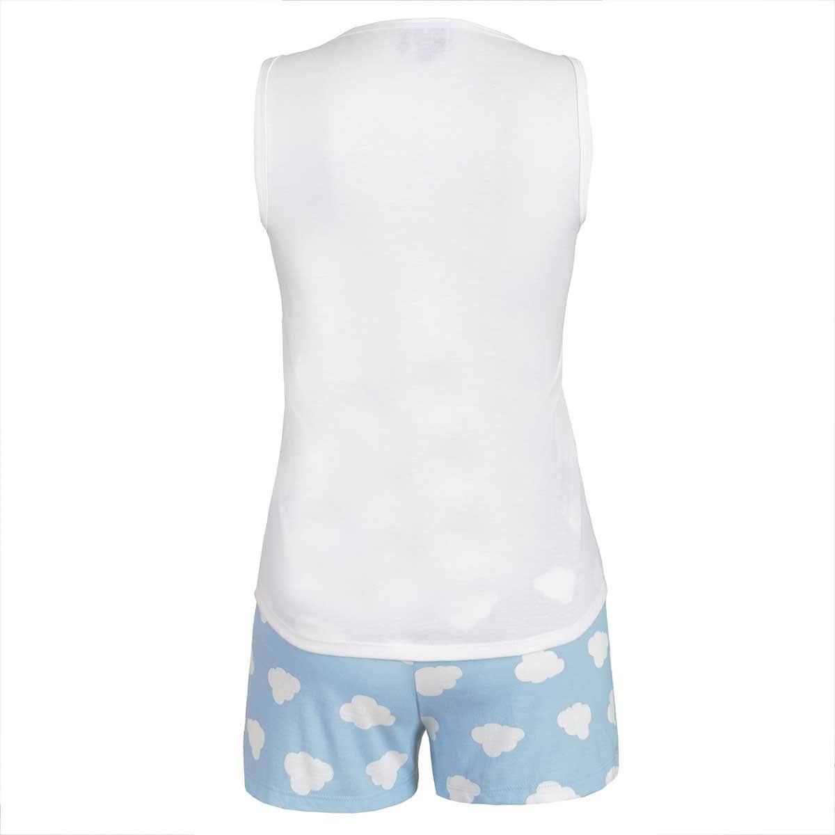 Pijama de Playera Y Short la Nuit