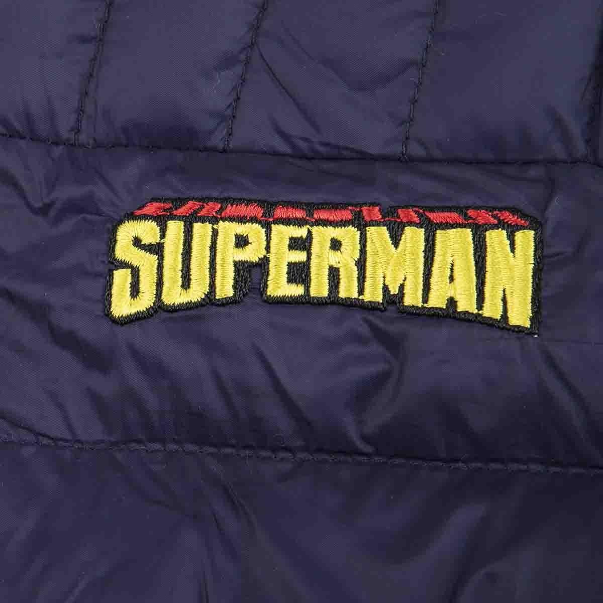 Chamarra Superman Gajo Warner