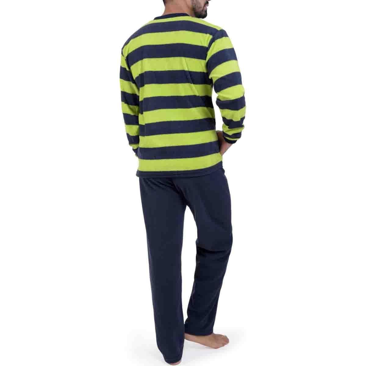 Pijama a Rayas Moda Villa
