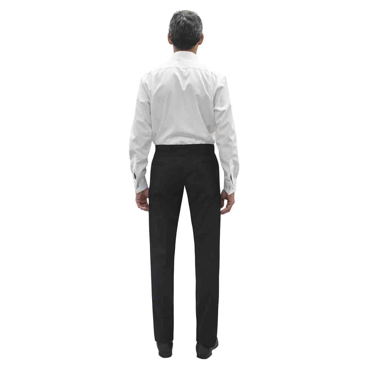 Camisa de Vestir Blanca Corte Regular Nautica