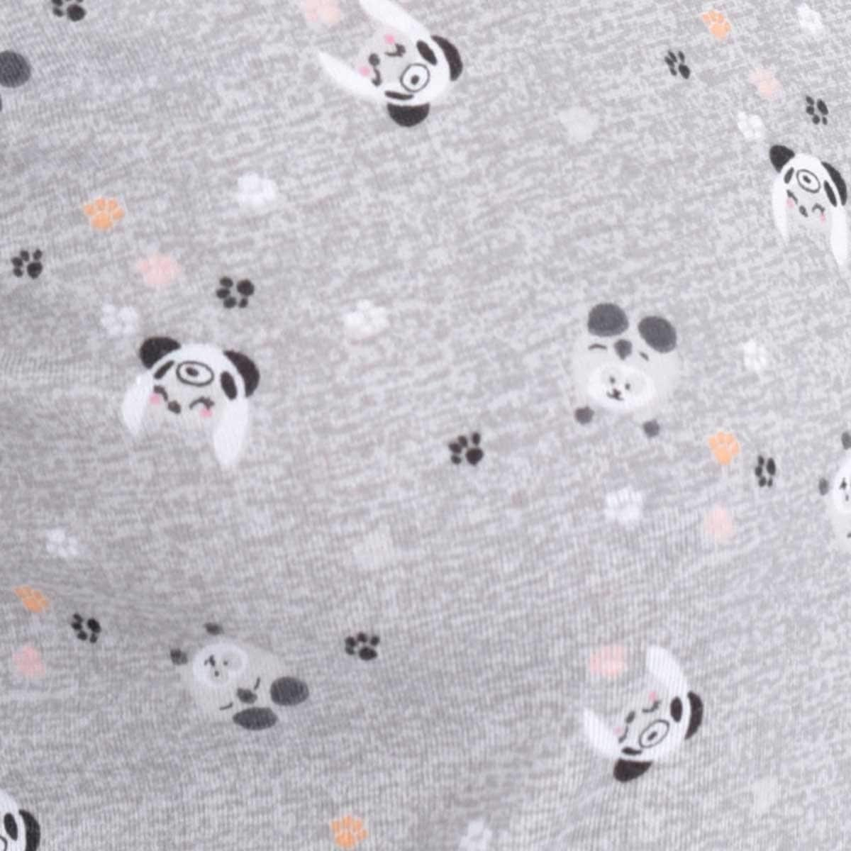 Pijama Chifon de Playera Y Pantalón Incanto