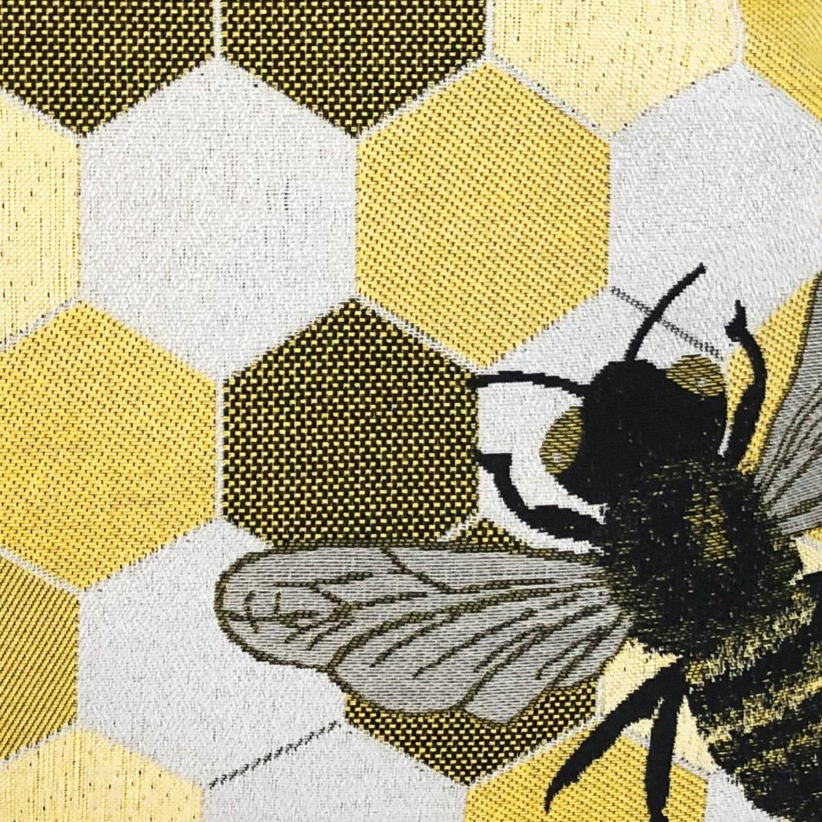 Cojín Ativo 45X45 K.e.queen Bee Gold Cassia
