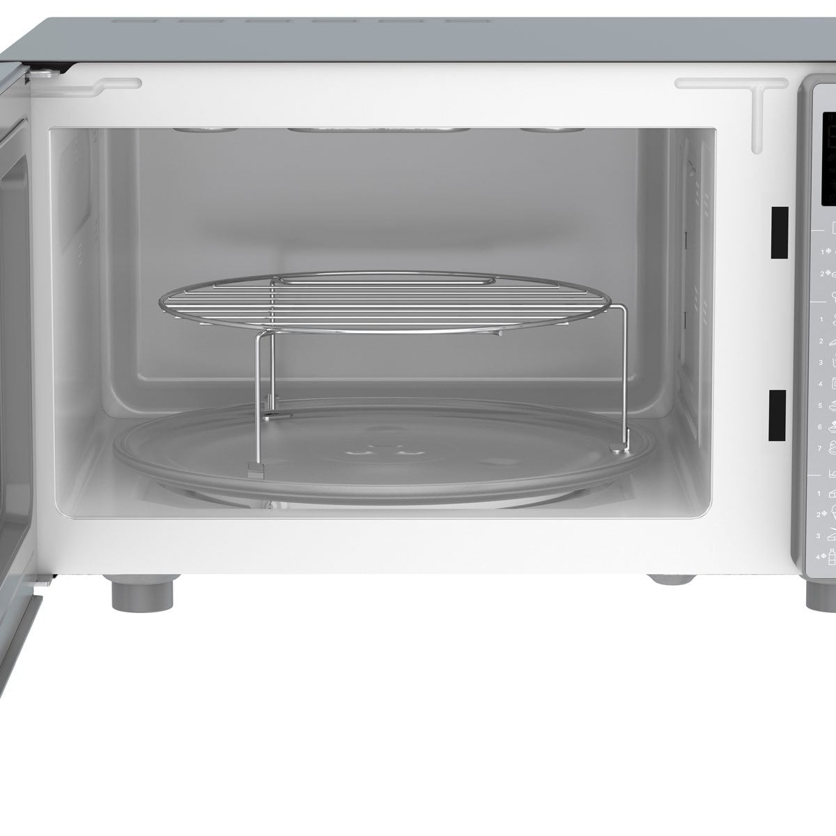 Microondas Whirlpool 1.1 P3 Wm2811D Silver