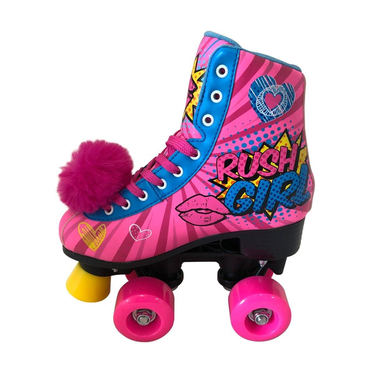 Patines Bota Rush Girl Flying Wheel