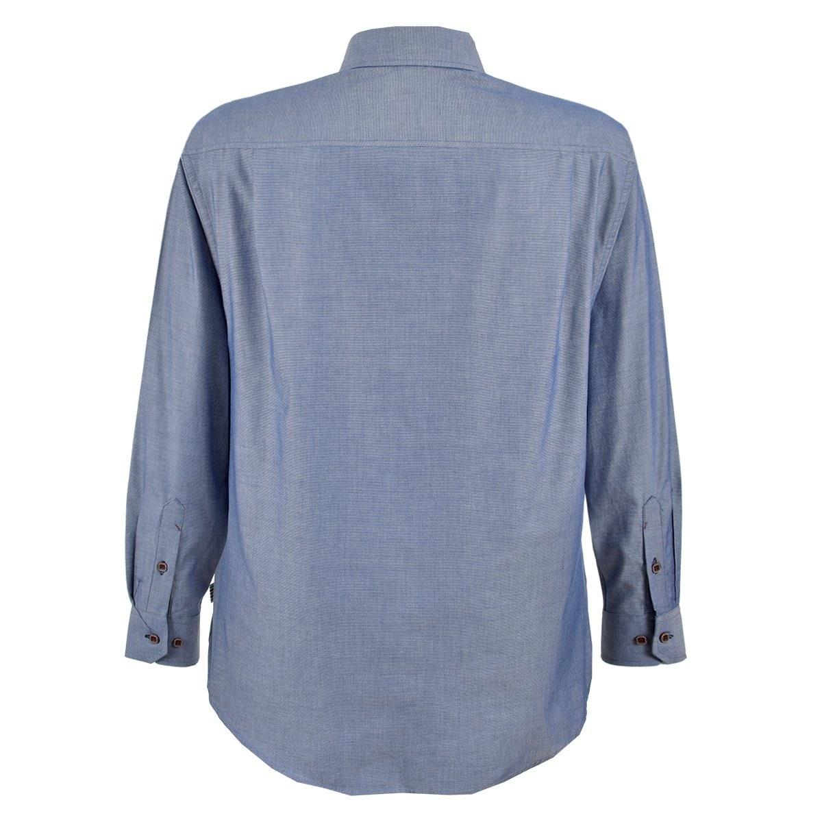 Camisa Manga Larga Lisa Altamar Mvk31729