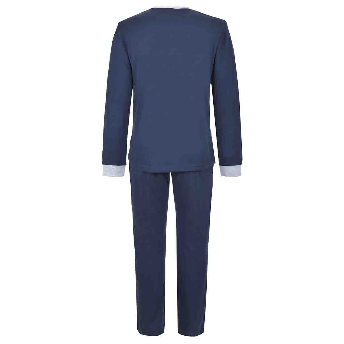 Pijama Chifón con Jareta Puños Isotoner
