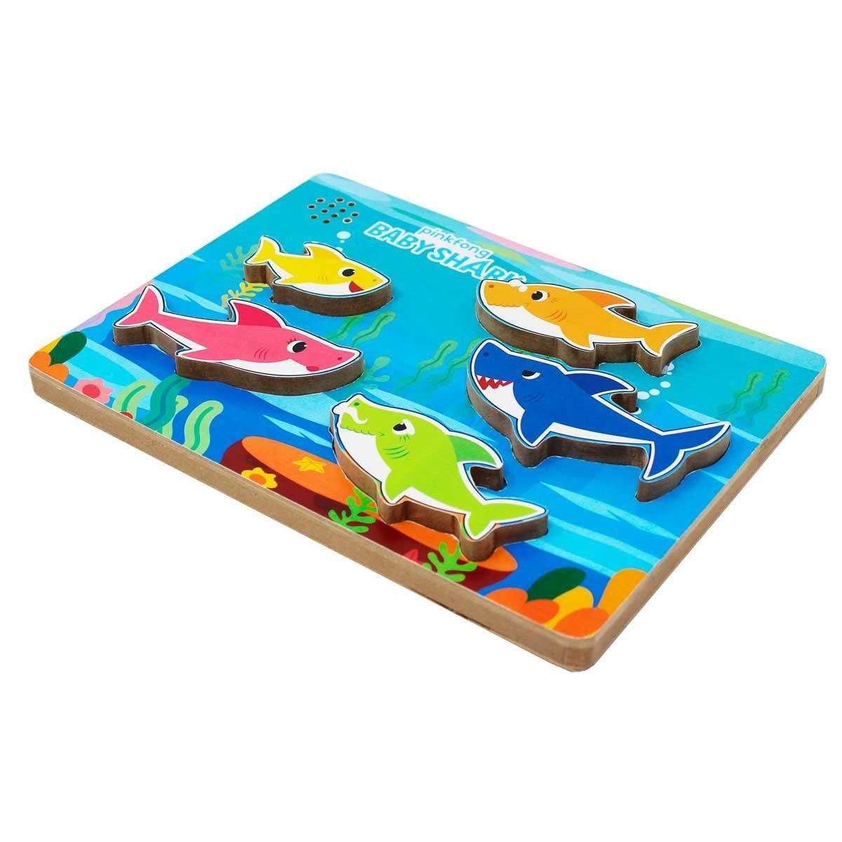 Rompecabezas Musical Baby Shark  Spin Master