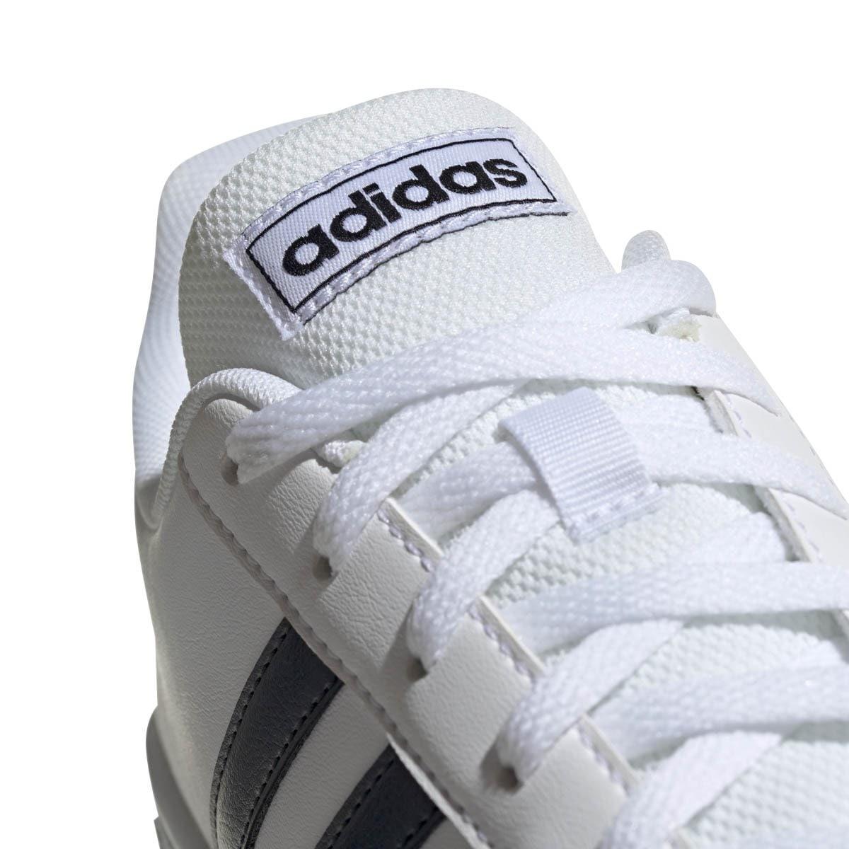 Tenis Casual Grand Court Base Blanco Adidas para Dama