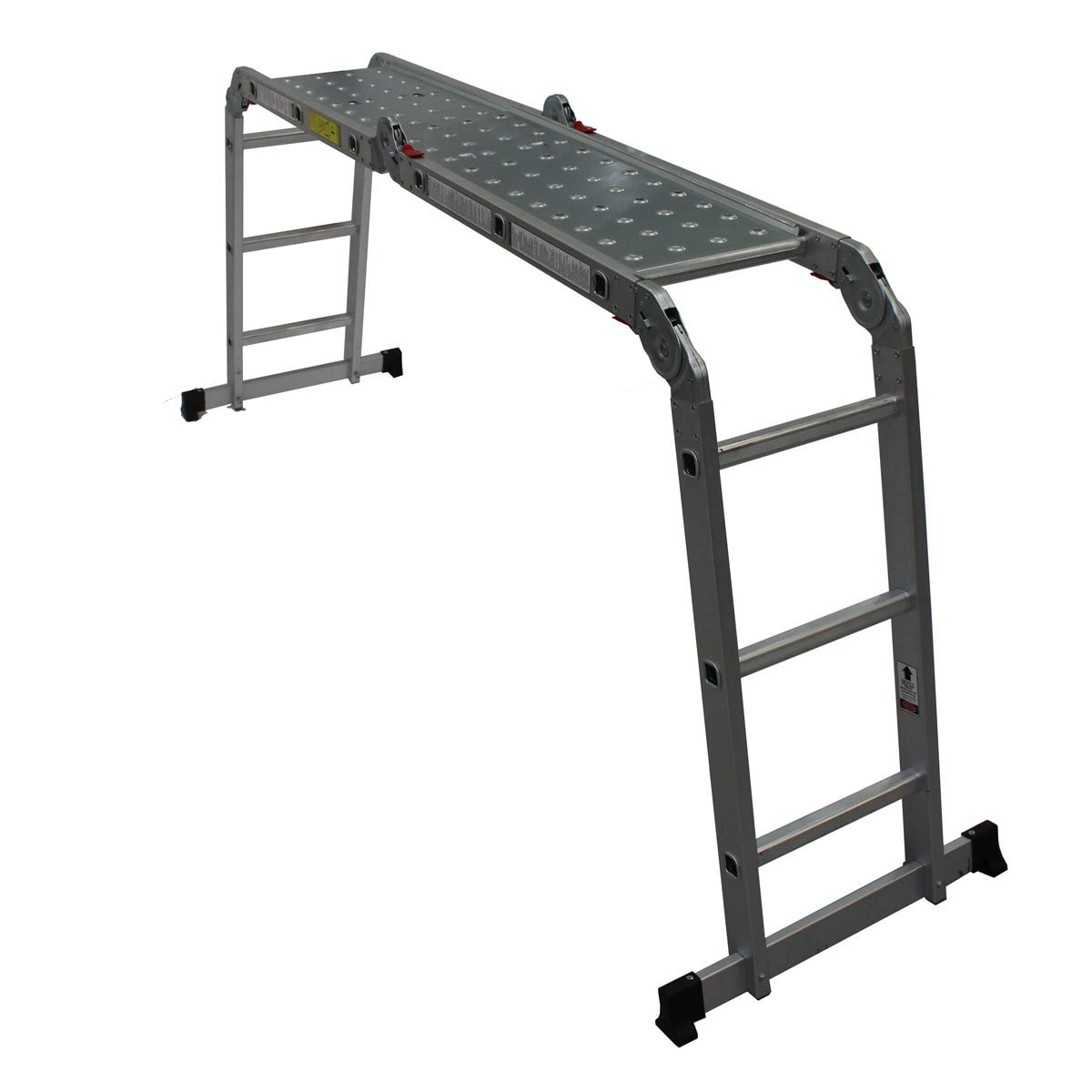 Escalera Multiposiciones de Aluminio Cuprum, Mod C-2096-13