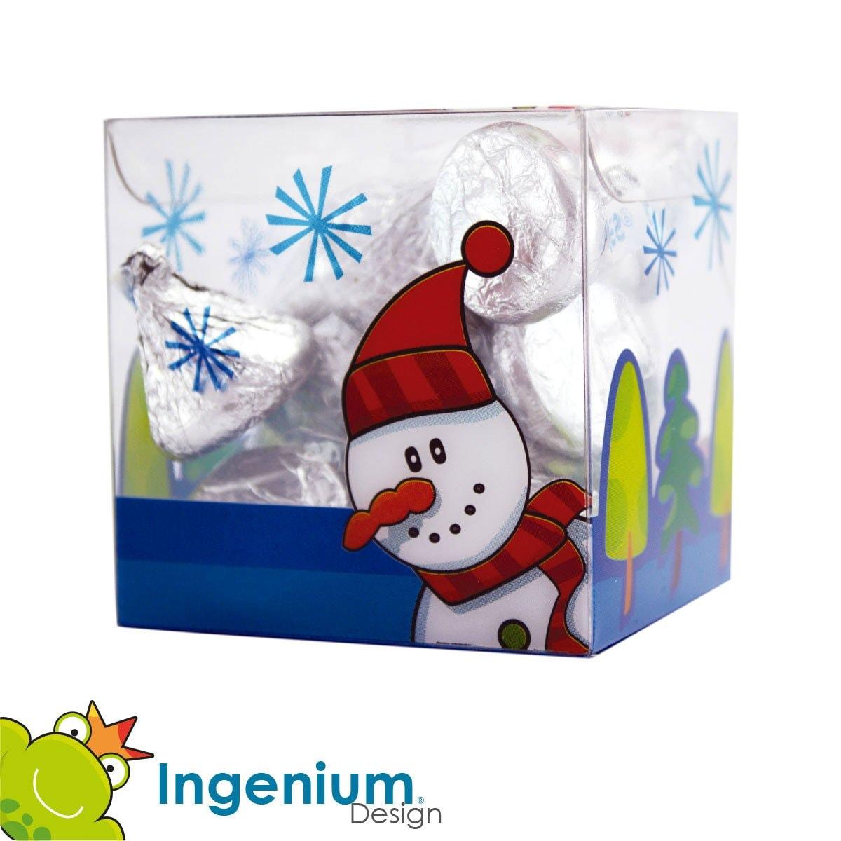 Cubo Navidad Ingenium