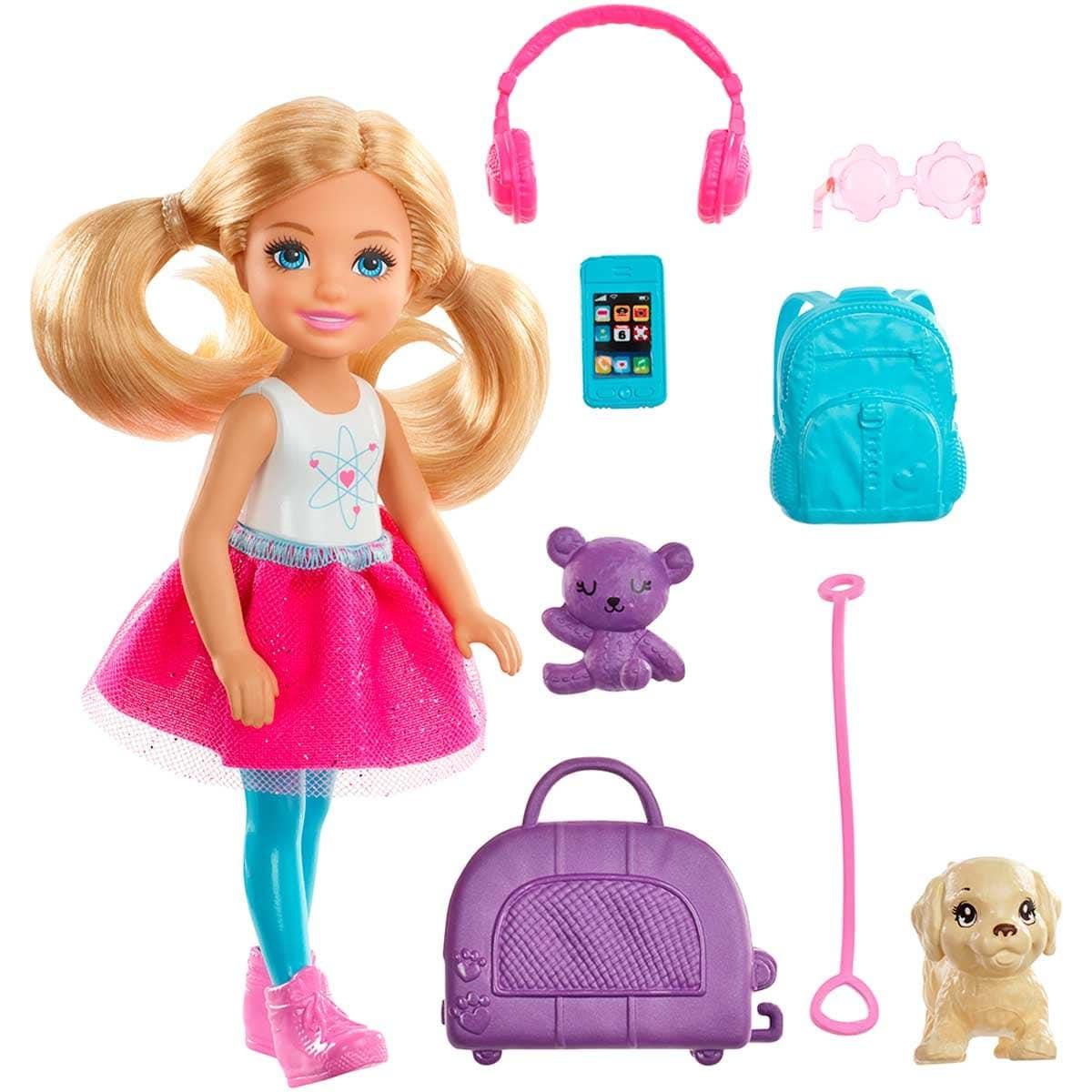 Barbie Entretenimiento Explora Y Descubre Chelsea