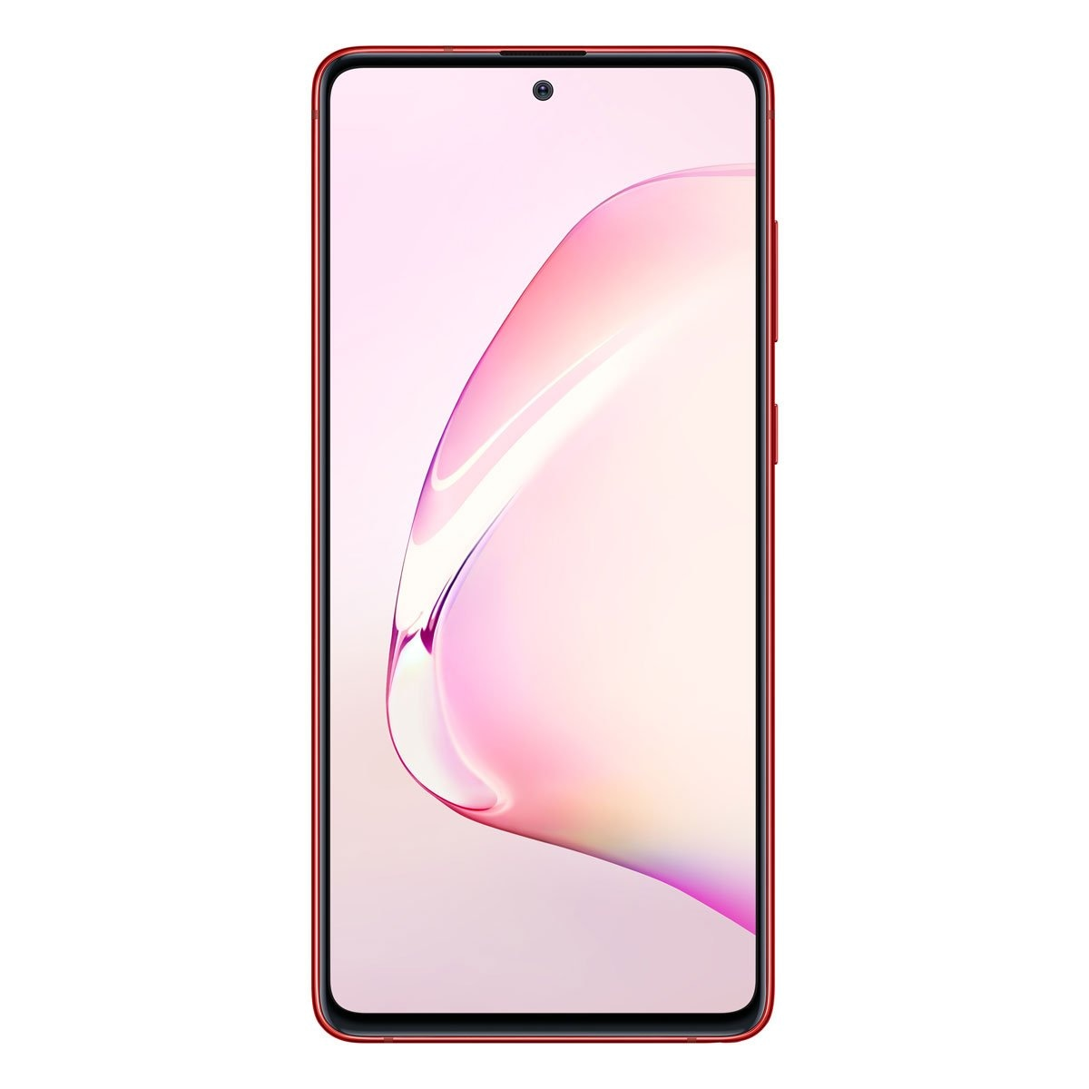 Celular Samsung Note 10 Lite N770 Color Rojo R9 (Telcel)