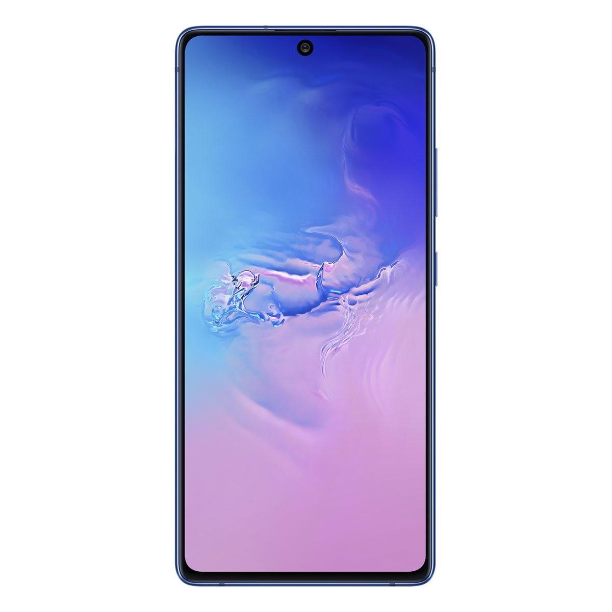 Celular Samsung Galaxy S10 Lite G770 Color Azul R9 (Telcel)