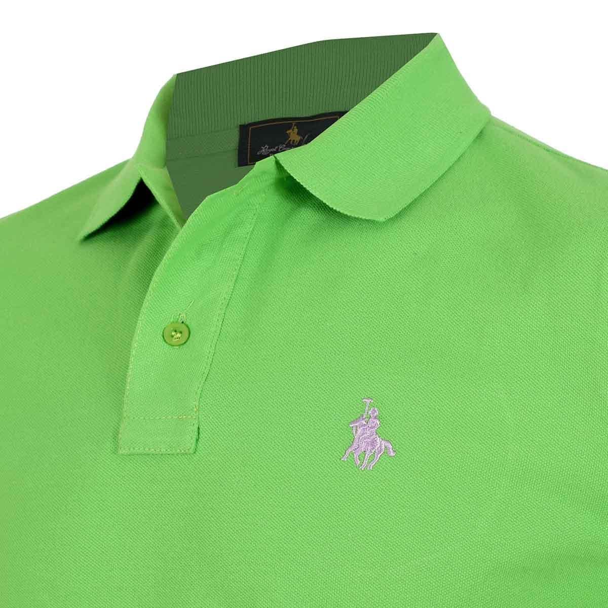 Playera Básica Polo Club para Caballero
