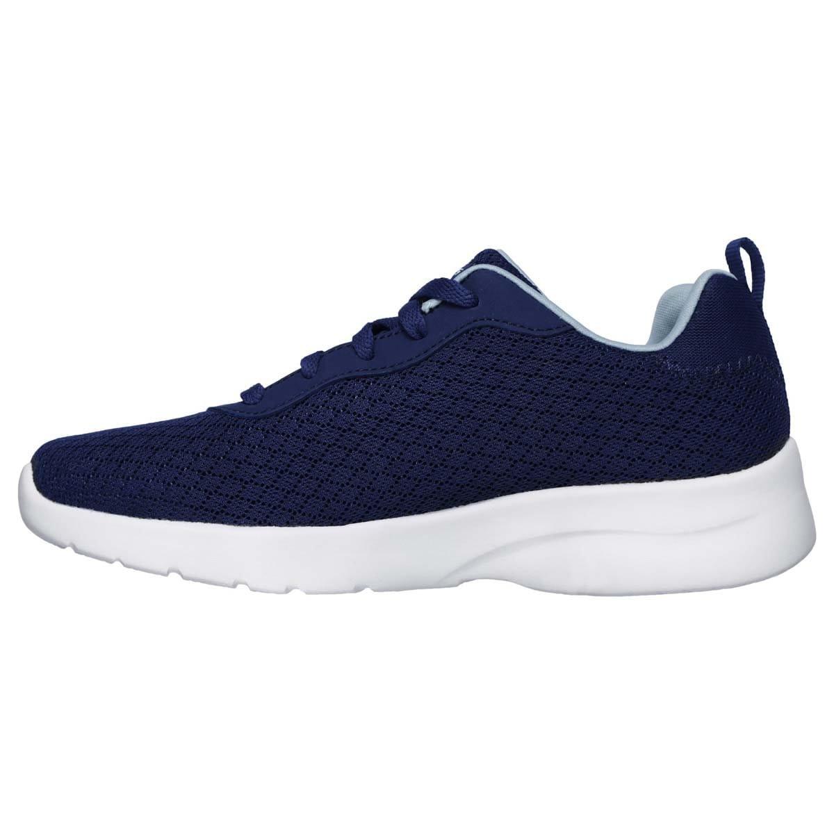 tenis skechers azules