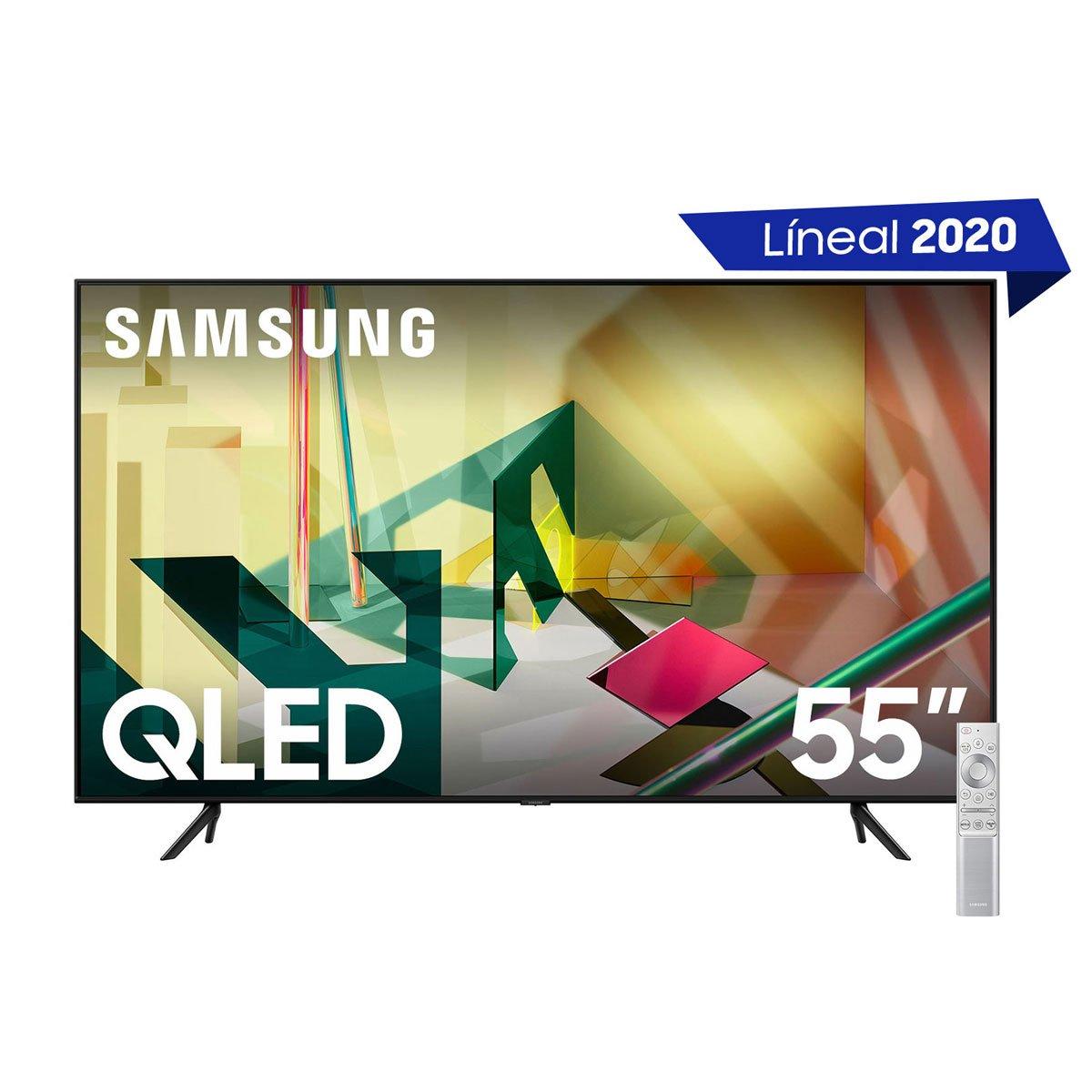 "Pantalla 55"" Qled Qn55Q70Tafxzx Samsung"