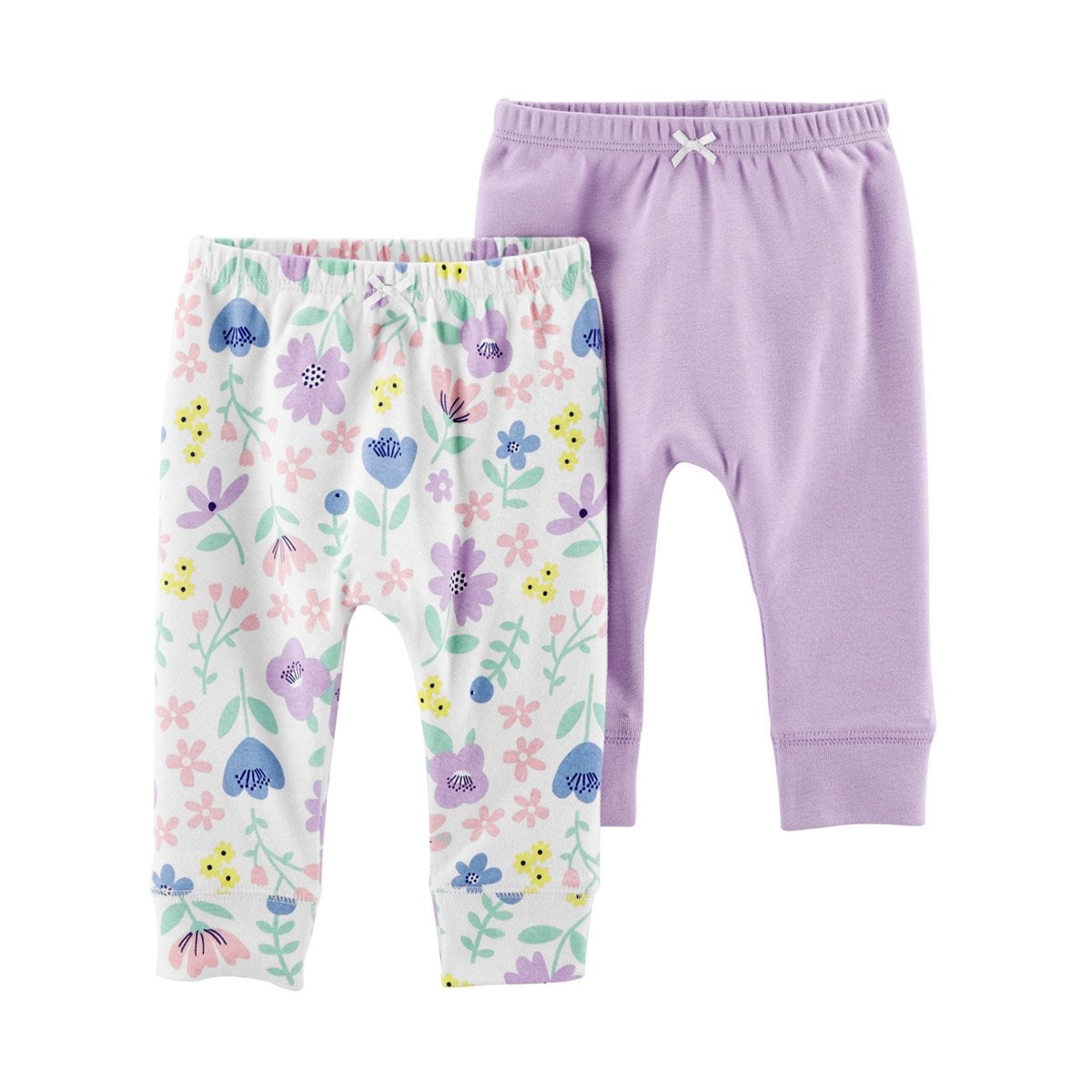Set De 2 Pantalones Para Bebe Carters