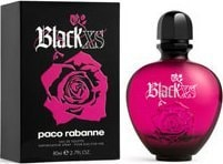Fragancia para Dama Paco Rabanne Black Xs Edt 80Ml